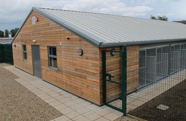 Commercial dog kennels for Dog kennel layouts