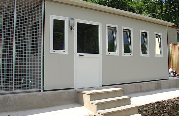 Commercial Kennel