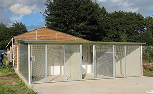 Kennel Exterior